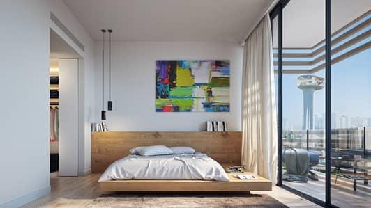 1 Bedroom Flat for Sale in Aljada, Sharjah - For SALE SPACIOUS ONE BED ROOM IN Aljada PROJECT MISK AREA - MADAR SHARJAH 480000 dhs