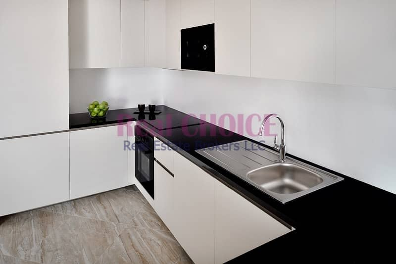 2 Furnished And Spacious 1BR Apartment|Vacant Now