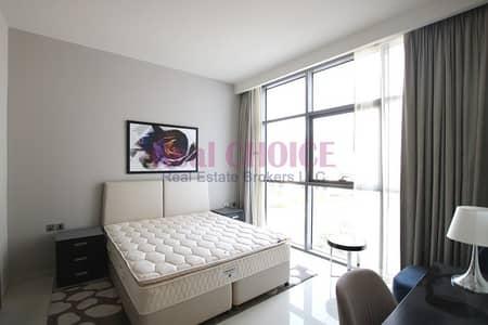 شقة 1 غرفة نوم للايجار في داماك هيلز (أكويا من داماك)، دبي - Ready to move Golf Course View|Fully Furnished 1BR