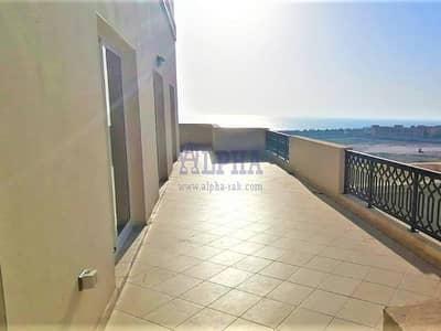 بنتهاوس 3 غرف نوم للبيع في جزيرة المرجان، رأس الخيمة - Spectacular Sea View   3 BR+Maid's room   Unfurnished