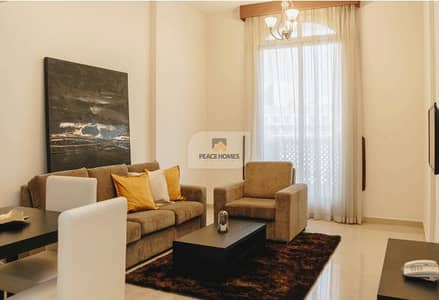 1 Bedroom Apartment for Rent in Jumeirah Village Circle (JVC), Dubai - 12CHQS-NO COMMI | 3,750/MONTH INCL CLEANING+MAINTENANCE | FURNISHED