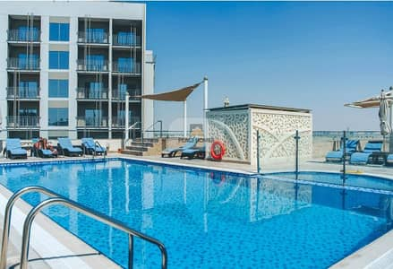 Studio for Rent in Arjan, Dubai - 12CHQS-NO COMMI | 2,500/MONTH INCL CLEANING+MAINTENANCE | FULLY FURNISHED