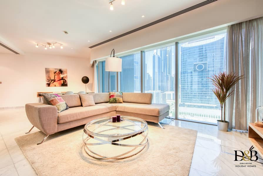 28  newly furnished studio in the heart of DIFC