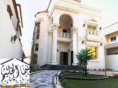 5 Bedroom Villa for Sale in Al Rawda, Ajman - Wonderful and modern villa close to all services in the finest areas of Ajman for freehold for all nationalities
