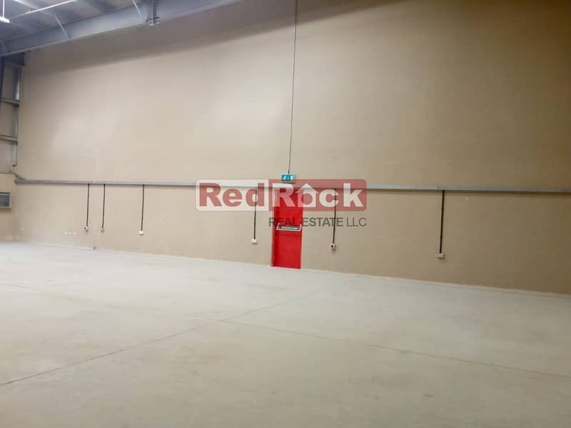 2 Pay by Credit Card for 2500 Sqft Warehouse with Office in Jebel Ali