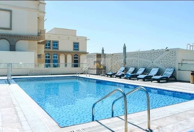 شقة في بلاتينوم 1 أرجان 1 غرف 51000 درهم - 4650527