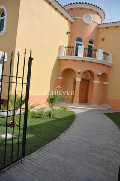 5 Bedroom Villa for Rent in Jumeirah Park, Dubai - Magnificent Must See 5 BR+Maid | District 2