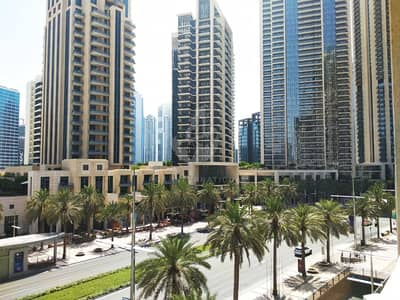 1 Bedroom Apartment for Rent in Business Bay, Dubai - Downtown ViewLow FloorUnfurnished 1BRVacant