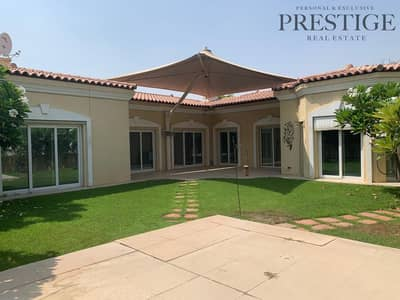 4 Bedroom Villa for Sale in Green Community, Dubai - 4 Bedroom   Bungalow   Green Community