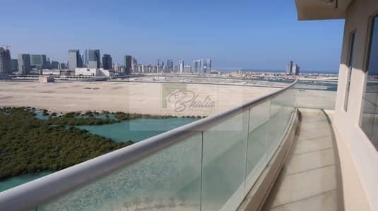 1 Bedroom Flat for Rent in Al Reem Island, Abu Dhabi - Bright & Airy