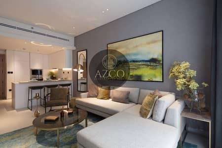 شقة 3 غرف نوم للبيع في قرية جميرا الدائرية، دبي - LIVE BEVERLY STYLE | FULLY FITTED KITCHEN | A HOME NOT FOR EVERYONE