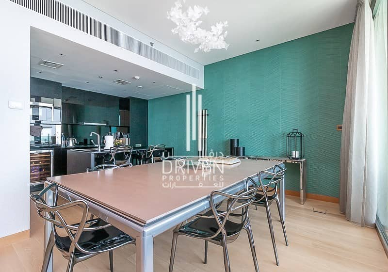 14 Fully Furnished | 1BR Apt | High floor