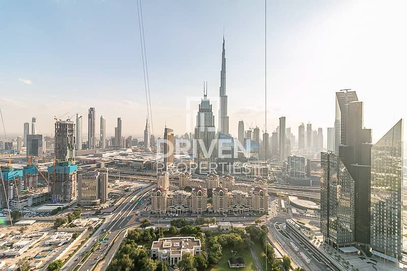 10 Best 1 Bed Unit with Balcony Facing Burj