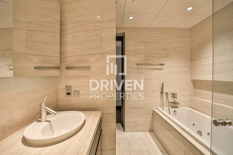 20 3BR Penthouse|Fabulous SEA and DIFC view