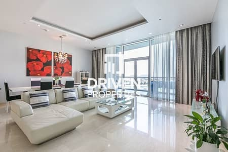 3 Bedroom Apartment for Rent in Palm Jumeirah, Dubai - Luxurious Furnished Unit | Stunning View