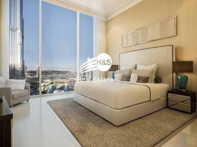 3 Bedroom Flat for Sale in Downtown Dubai, Dubai - Elegant 3 Beds on High Floor | Good for Investment