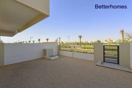 فیلا 3 غرف نوم للايجار في تاون سكوير، دبي - Type 6   Peaceful Community  Back to Back