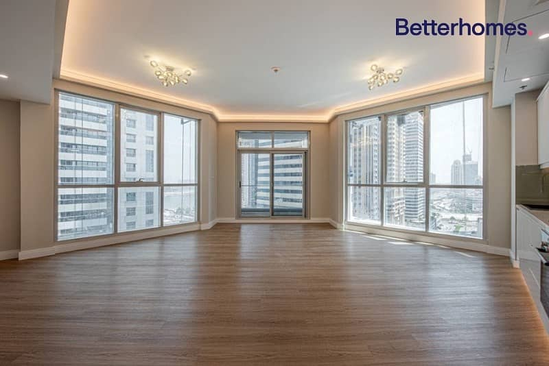 Unfurnished   Modern Upgrades   Partial Sea View