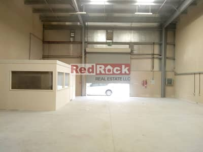 60 days Free 5000 sqft Warehouse with Epoxy Flooring & offices in Jebel Ali