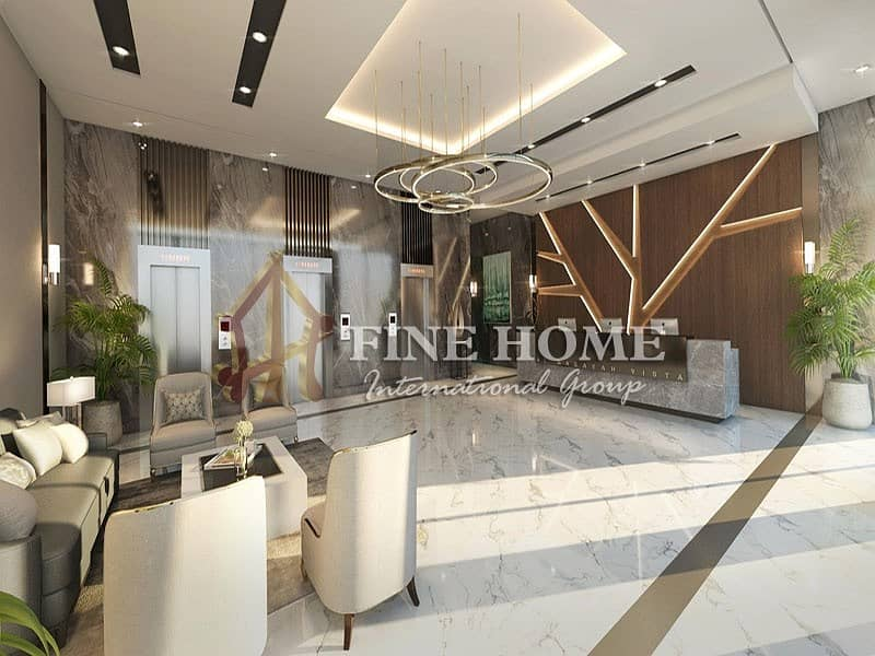 2 Wonderful Penthouse Furnished With Canal View