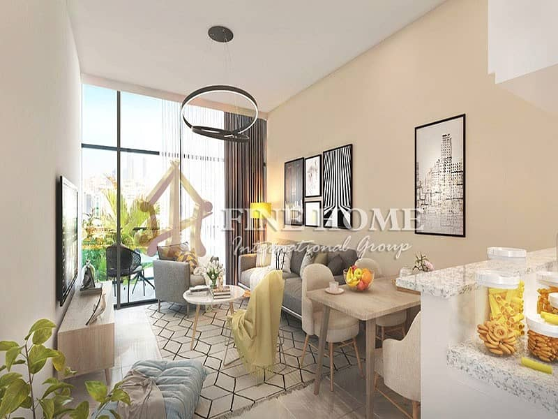 12 Exclusive Penthouse Furnished With Canal View