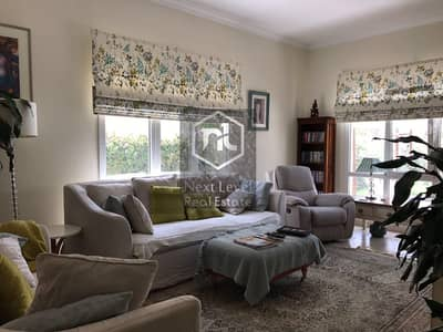 5 Bedroom Villa for Sale in The Meadows, Dubai - Beautiful Lake View Villa in The Meadows (Rented Till Dec 2020) VOT Possible