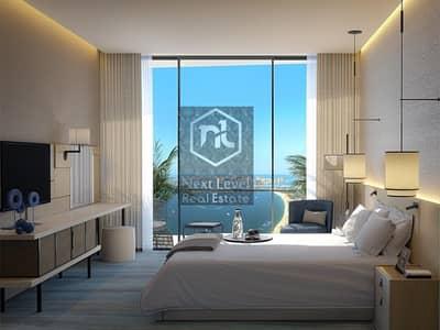شقة 2 غرفة نوم للبيع في جميرا بيتش ريزيدنس، دبي - Sea|Palm|BlueWater View | Only 15% Payment Now