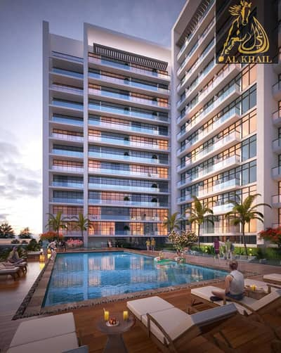 Studio for Sale in Downtown Jebel Ali, Dubai - Close To Metro Fully Furnished Studio Lowest Price