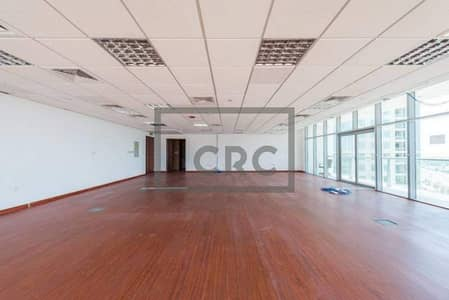 Office for Sale in Jumeirah Lake Towers (JLT), Dubai - Fully Fitted|Open Layout|Panoramic windows