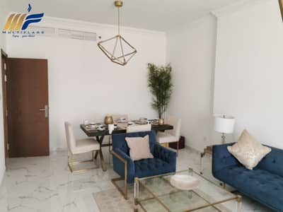 2 Bedroom Flat for Sale in Al Bustan, Ajman - Ready to move just DOWN PAYMENT 23,000 aed for 2 bhk and take the key