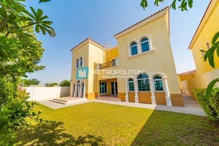 3 Bedroom Villa for Sale in Jumeirah Park, Dubai - Single Row   Legacy   District 5 I 3 BR w/ Maids