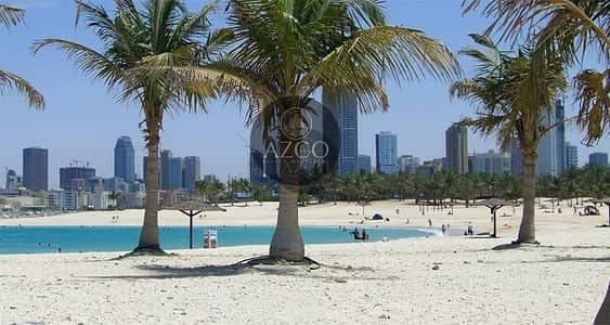 Plot for Sale in Al Mamzar, Dubai - Free Hold G+1 installment 5 Years front of beach