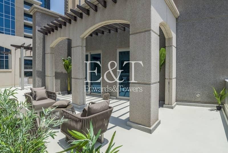 48 Luxury Upgraded Duplex Podium Villa|Full Marina View