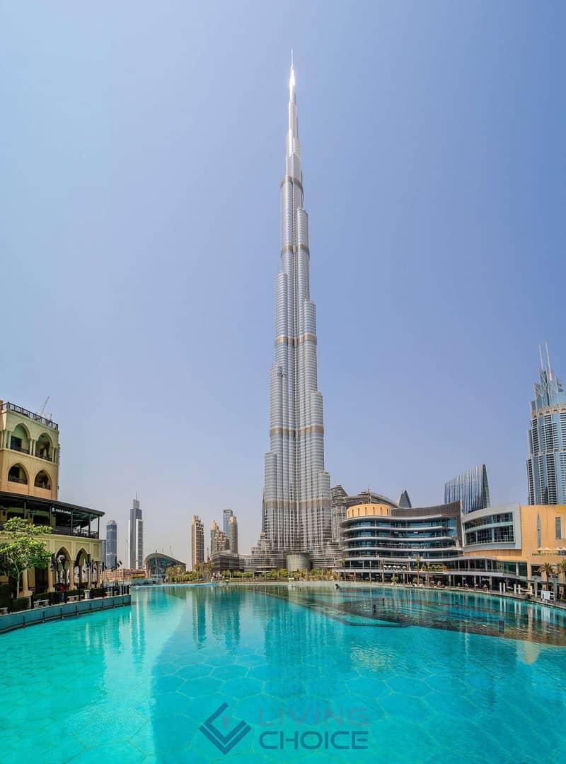 11 Opera & Sheikh Zayed Road View | Fully Furnished