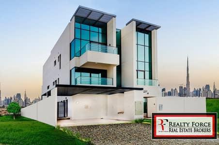فیلا 6 غرف نوم للايجار في مدينة ميدان، دبي - RARE TO FIND | W\POOL OPTION | GARDEN VIEW