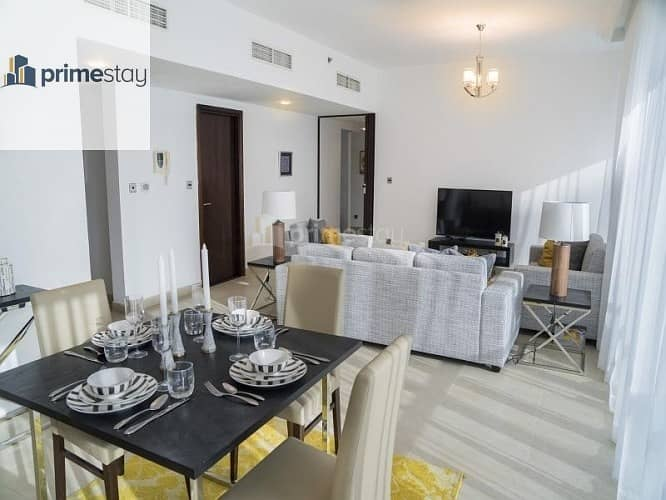 Executive Home| 3 BR Fully Furnished In JLT Near Metro
