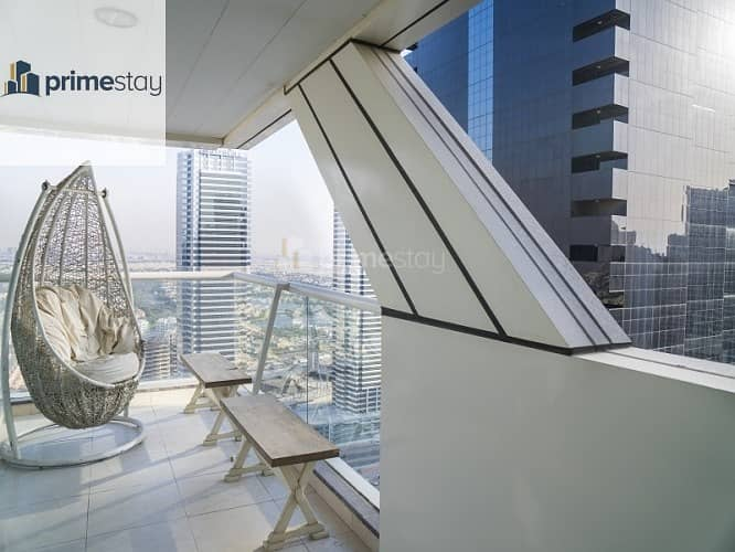 2 Executive Home| 3 BR Fully Furnished In JLT Near Metro