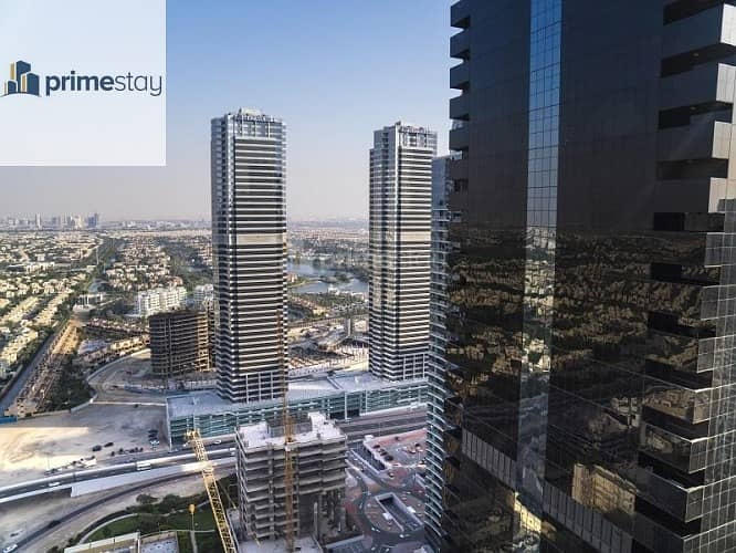 17 Executive Home| 3 BR Fully Furnished In JLT Near Metro