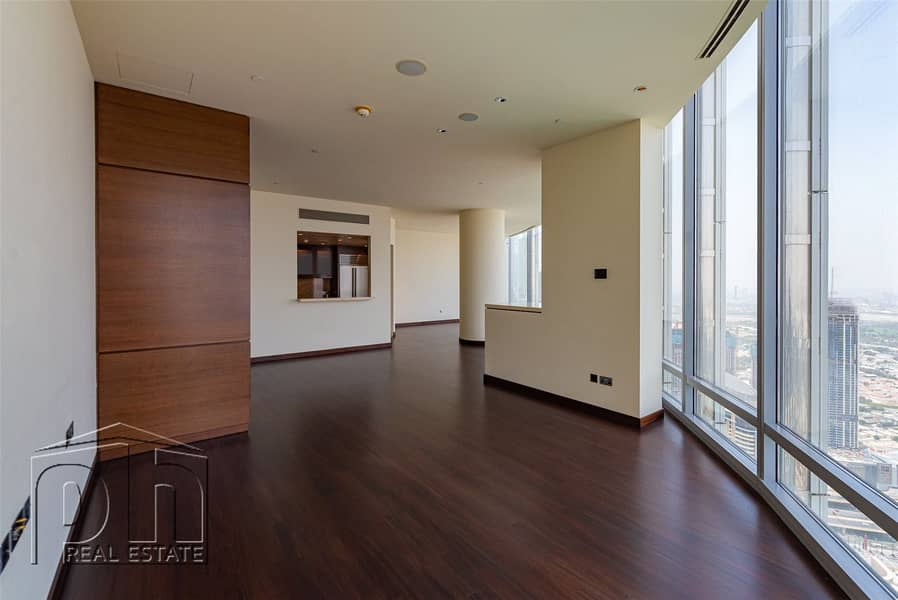 2 Fountain Views | Largest 2 BR | High Floor