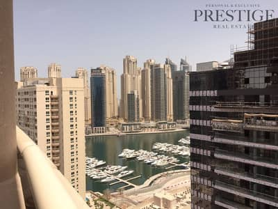 شقة 1 غرفة نوم للبيع في دبي مارينا، دبي - 1Bedroom Partial Marina View Easy AccesS To Sheikh Zayed Road