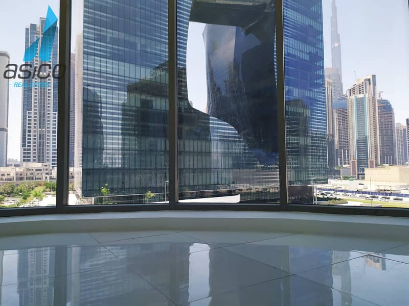 12 Huge Office I For Rent I Binary Tower I Business Bay