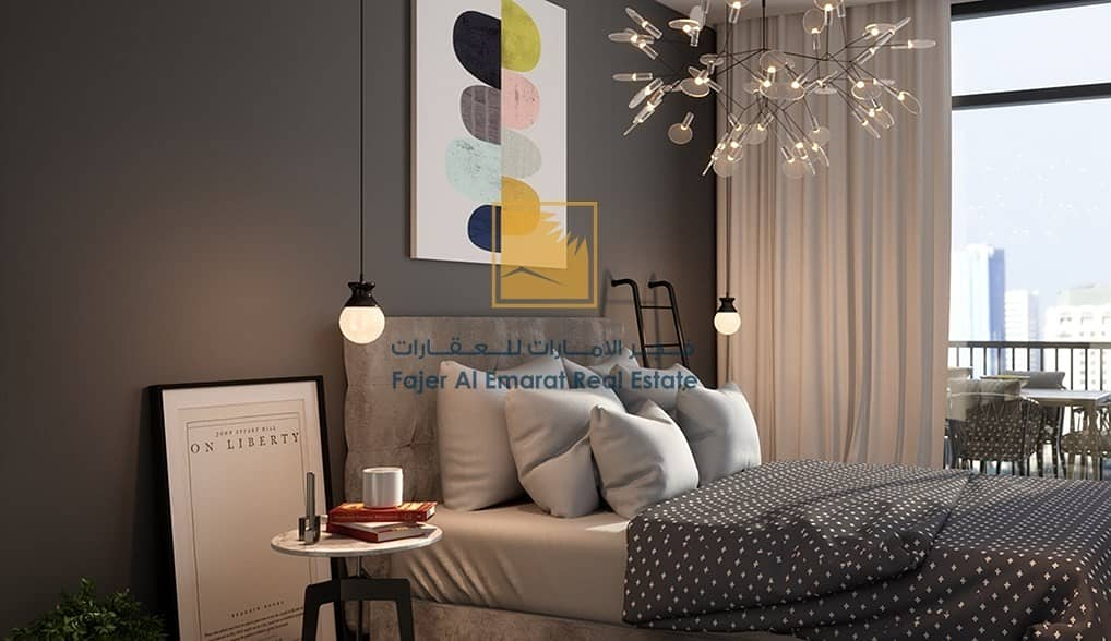2 Own Smart Home 2 BR With 0% Commission in Sharjah