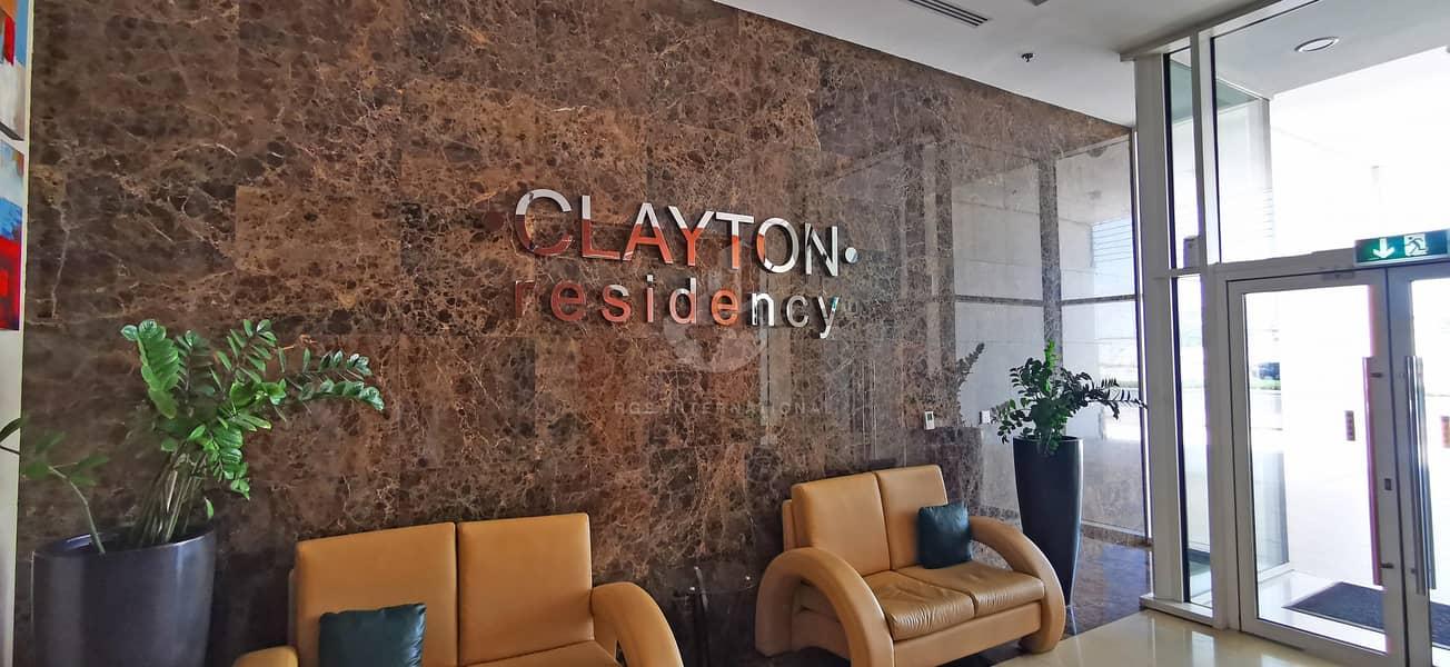 Canal ViewFurnished 1BRLow FloorClayton Residency