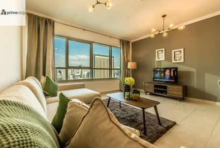 1 Bedroom Flat for Rent in Dubai Marina, Dubai - Luxurious 1 Bedroom Apartment in Marina Quays - Dubai Marina