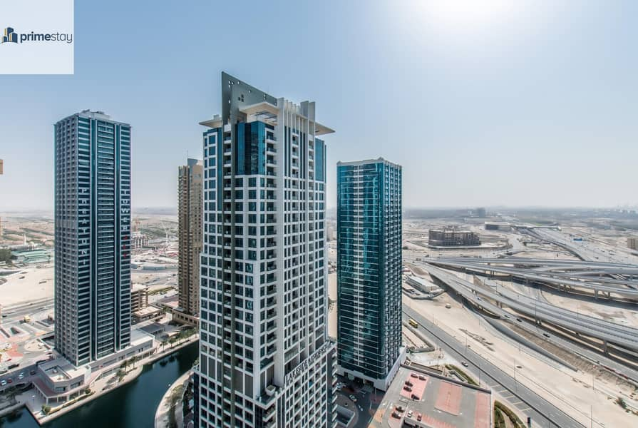 15 BEST OFFER - High Rise Studio - Fully Furnished  - ALL BILLS INCLUDED