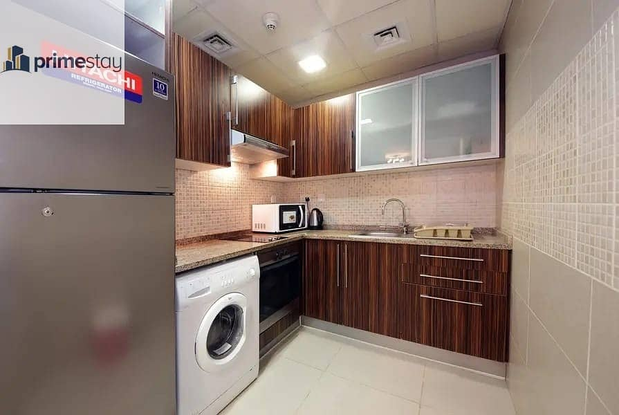 16 BEST PRICE - Cozy 1BR Fully Furnished Near Metro JLT