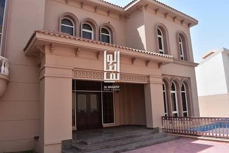 فیلا 6 غرف نوم للايجار في الصفا، دبي - New Renovated 6 Bed Villa with Elevator |Private Pool !