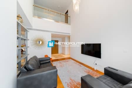 4 Bedroom Flat for Rent in Jumeirah, Dubai - Gorgeous 4BR + Maids I Duplex I SZR Skyline View!
