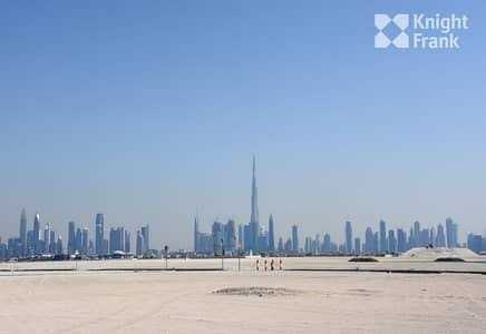 Exclusive Dubai Skyline facing LV Plot