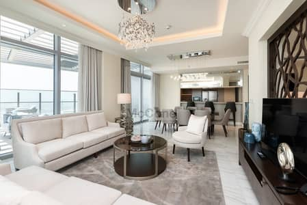 3 Bedroom Penthouse for Sale in Downtown Dubai, Dubai - Stunning Penthouse in Address Fountain Views